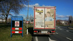 Mudanzas a Holanda Removals to Holland